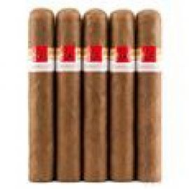 EP Carrillo New Wave Connecticut El Decano NATURAL pack of 5
