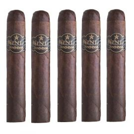 Gurkha Ninja Knife-robusto MADURO pack of 5
