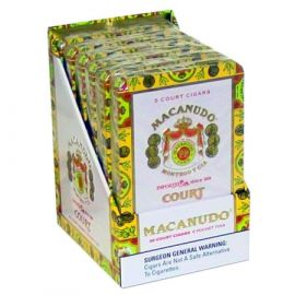 Macanudo Court 5 Cafe unit of 30