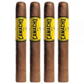 Camacho Criollo Toro Pack NATURAL pack of 4