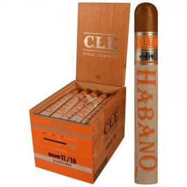 CLE Habano Cuarenta 11/18 HABANO box of 25