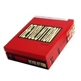 Te Amo Revolution Robusto NATURAL box of 18