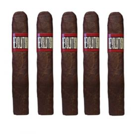 Te Amo Revolution Robusto NATURAL pack of 5