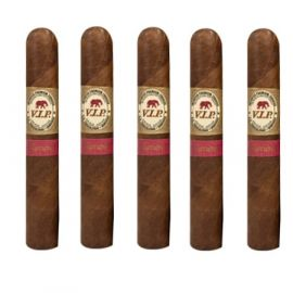 George Rico Vip Robusto NATURAL pack of 5