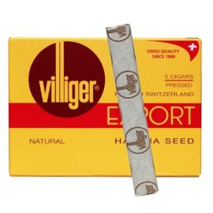 Villiger Export 5 NATURAL pack of 5