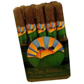 Dos Montes Robusto NATURAL bdl of 20