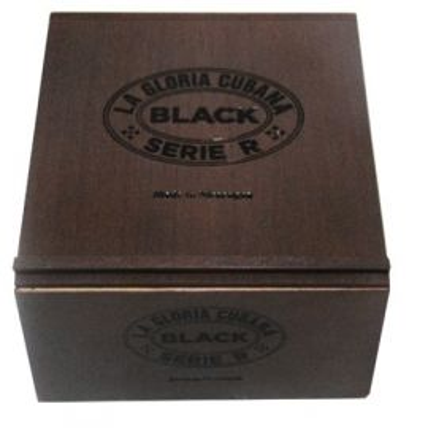 La Gloria Cubana Serie R Black No 58 Toro Grande NATURAL box of 18