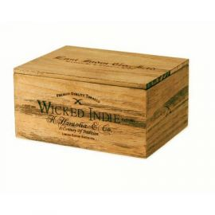 Gurkha Wicked Indie Toro NATURAL box of 50