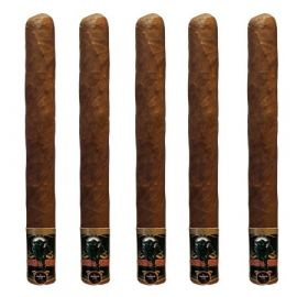 Gurkha Wicked Indie Churchill NATURAL pack of 5