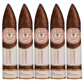 Montecristo Crafted by AJ Fernandez Figurado OSCURO pack of 5