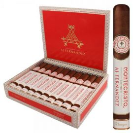 Montecristo Crafted by AJ Fernandez Toro OSCURO box of 10