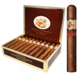 La Gloria Cubana Coleccion Reserva 5 1/2x54 - Robusto NATURAL box of 20