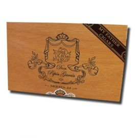 Don Pepin Garcia Series JJ Salomon NATURAL box of 5