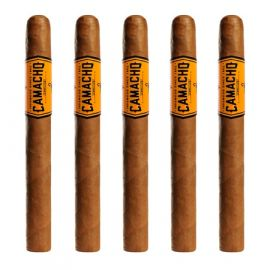 Camacho Connecticut Churchill NATURAL pack of 5