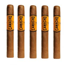Camacho Connecticut Toro NATURAL pack of 5
