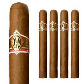 CAO Gold Double Corona NATURAL pack of 5