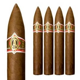 CAO Gold Torpedo NATURAL pack of 5