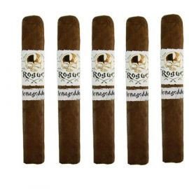 Gurkha Rogue Armegeddon-gordo Extra NATURAL pack of 5