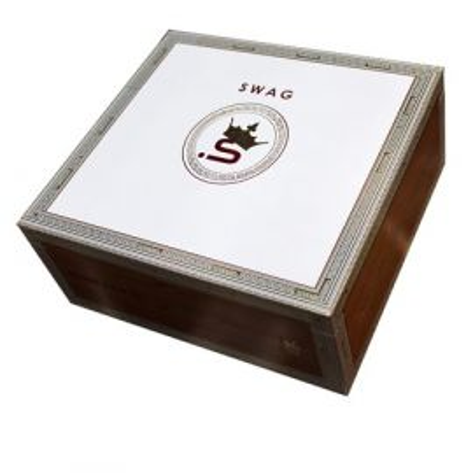 Swag S Ego Grande MADURO box of 20