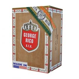 George Rico Miami STK American Puro Toro Grande NATURAL box of 20