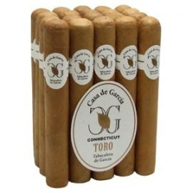 Casa De Garcia Connecticut Toro Natural bdl of 20