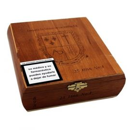 Tabantillas 1866 NATURAL box of 25