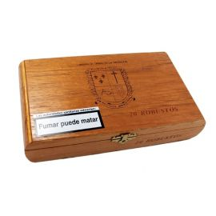 Tabantillas Robusto NATURAL box of 20