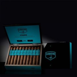 Camacho Ecuador Robusto NATURAL box of 20