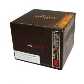 Nub Cafe Macchiato 354 NATURAL box of 20