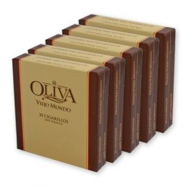 Oliva Viejo Mundo Cigarillos 20 NATURAL unit of 100