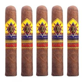 CAO Colombia Bogota-gigante NATURAL pack of 5