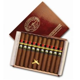 EP Carrillo 5 Year Anniversary Double Robusto NATURAL box of 10