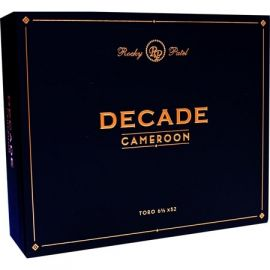 Rocky Patel Decade Cameroon Toro NATURAL box of 20