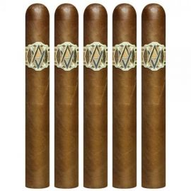 Avo Classic #2 NATURAL pack of 5