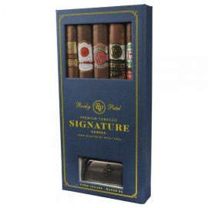 Rocky Patel Signature Series Sampler  box of 5