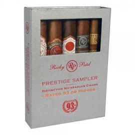 Rocky Patel Prestige Sampler  box of 5