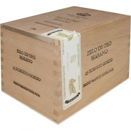 Felipe Gregorio Pelo De Oro Robusto Gordo NATURAL box of 25