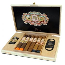 My Father Belicoso Collection  box of 6
