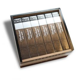 CAO Flathead Steel Horse Apehanger NATURAL box of 18