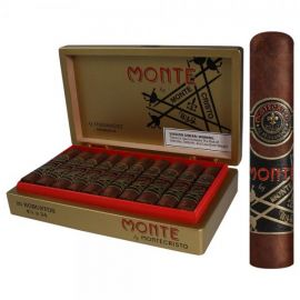 Monte by Montecristo by AJ Fernandez Robusto NATURAL box of 20