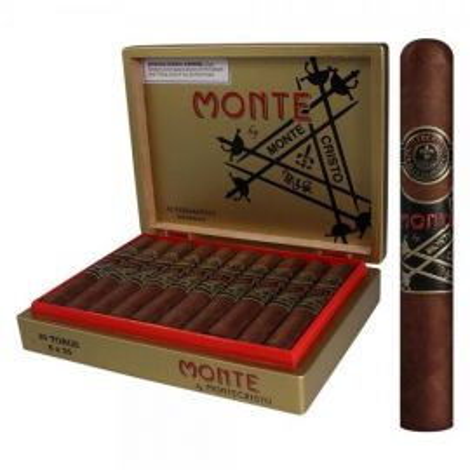 Monte by Montecristo by AJ Fernandez Toro NATURAL box of 20