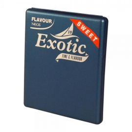 Neos Exotic Blue Sweet NATURAL tin of 10