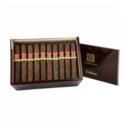 EP Carrillo Cabinet Double Corona NATURAL box of 25