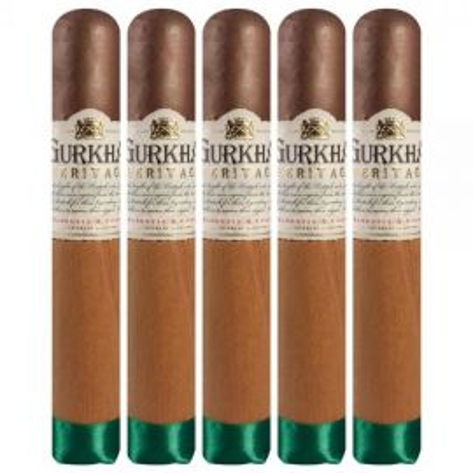 Gurkha Heritage XO NATURAL pack of 5