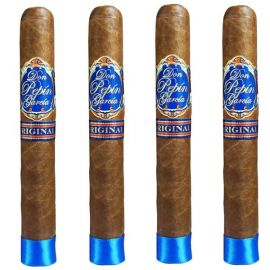 Don Pepin Garcia Blue Generosos NATURAL pack of 4