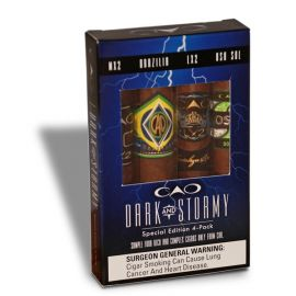 CAO Dark And Stormy  box of 4