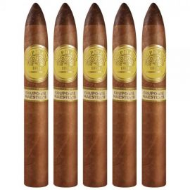 H Upmann Connecticut Belicoso NATURAL pack of 5