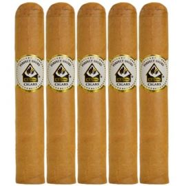 Perfect Smoke Robusto NATURAL pack of 5