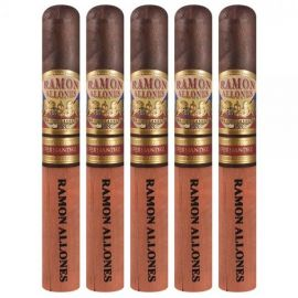 Ramon Allones by AJ Fernandez Toro HABANO pack of 5