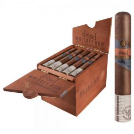Diesel Whiskey Row Gigante HABANO box of 25